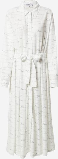 LOOKS by Wolfgang Joop Kleid in graphit / weiß, Produktansicht