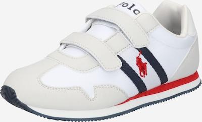 POLO RALPH LAUREN Zapatillas deportivas en azul / rojo / blanco, Vista del producto