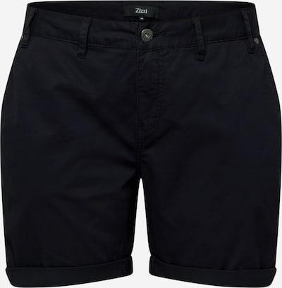 Pantaloni 'BETTY' Zizzi pe negru, Vizualizare produs
