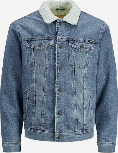 JACK & JONES Jeansjacke in blue denim, Produktansicht