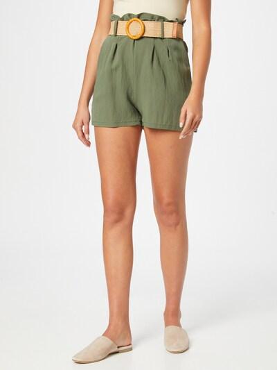 ZABAIONE Shorts 'Ina' in khaki, Modelansicht