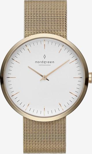 Nordgreen Nordgreen Unisex-Uhren Analog Quarz ' ' in gold, Produktansicht