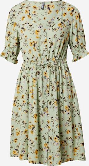 PIECES Kleid 'CARLA' in mint / mischfarben, Produktansicht