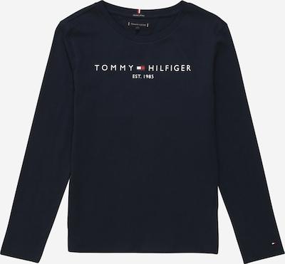 TOMMY HILFIGER Shirt in navy / rot / weiß, Produktansicht