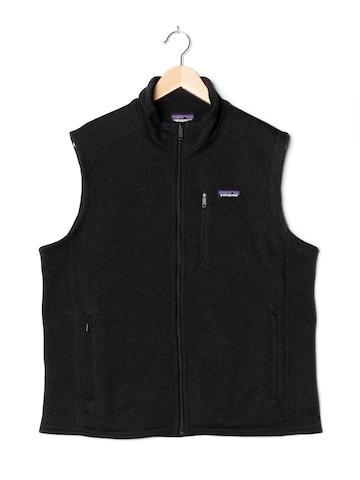 PATAGONIA Vest in XL in Black