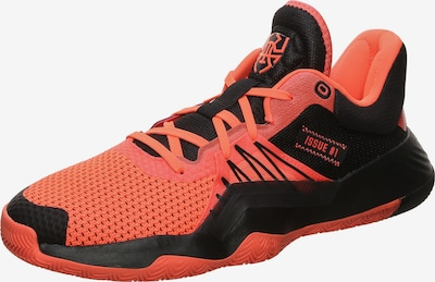 ADIDAS PERFORMANCE Basketballschuhe in orange / schwarz, Produktansicht