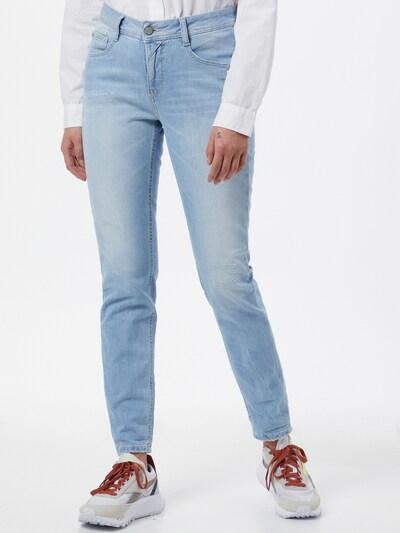 Gang Jeans 'AMELIE' in de kleur Lichtblauw, Modelweergave