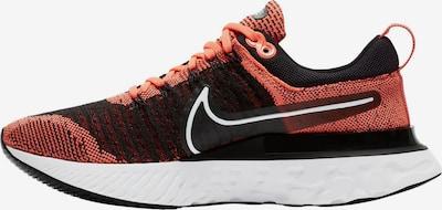 NIKE Bežecká obuv 'React Infinity' - oranžová / čierna / biela, Produkt