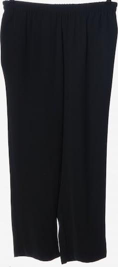 Doris Streich Stoffhose in XL in schwarz, Produktansicht