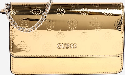 GUESS Clutch 'Walk Of Fame' in Gold, Item view