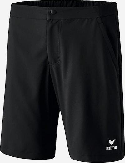 ERIMA Tennisshorts in schwarz, Produktansicht