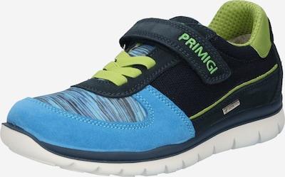 PRIMIGI Baskets en bleu marine / bleu clair / vert clair, Vue avec produit
