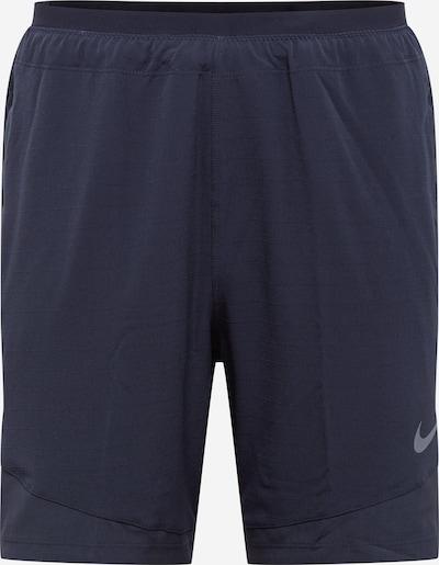 NIKE Spodnie sportowe w kolorze szary / czarnym, Podgląd produktu