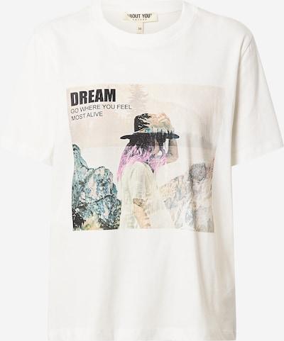 Maglietta 'Ledora' ABOUT YOU di colore bianco, Visualizzazione prodotti