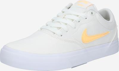 Nike SB Ниски сникърси 'CHARGE' в лимоненожълто / бяло, Преглед на продукта