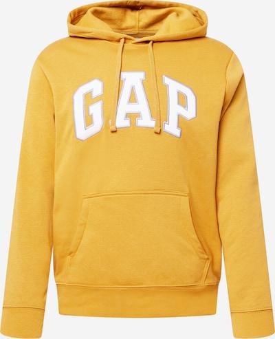 GAP Sweater majica u zlatno žuta / svijetlosiva / bijela, Pregled proizvoda