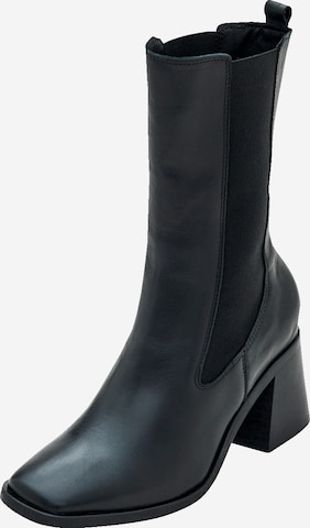 EDITED Chelsea Boots 'Meridith' in Black
