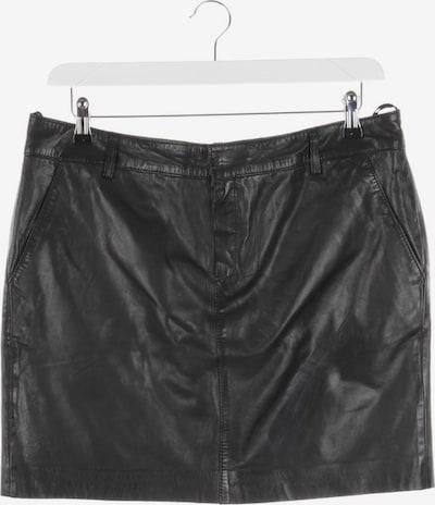 Marc O'Polo Lederrock in XL in schwarz, Produktansicht