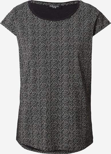Sublevel Shirt in de kleur Zwart / Wit, Productweergave