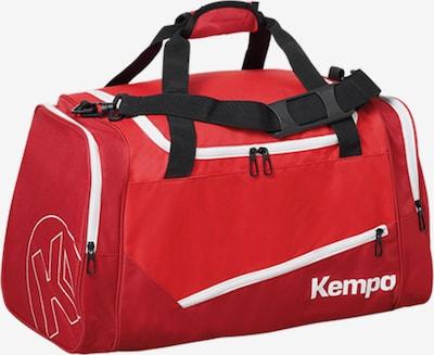 KEMPA Tasche in rot / dunkelrot / schwarz / weiß, Produktansicht
