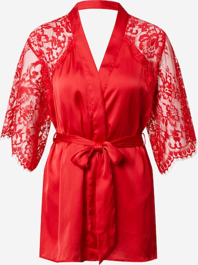 Hunkemöller Dressing gown 'Jennifer' in Red, Item view