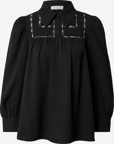 Hofmann Copenhagen Blusa 'Melissa' en negro, Vista del producto
