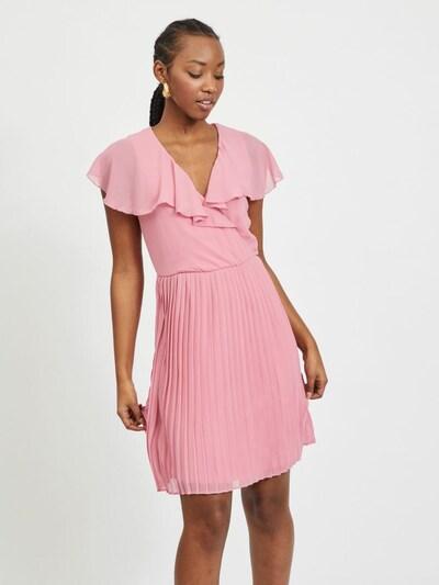 VILA Kleid in pink, Modelansicht