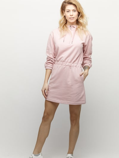 mazine Dress ' Loma ' in rosa, Modelansicht