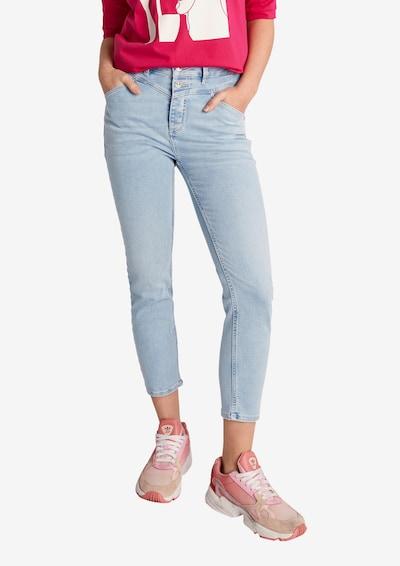 Ci comma casual identity Jeans in hellblau, Modelansicht