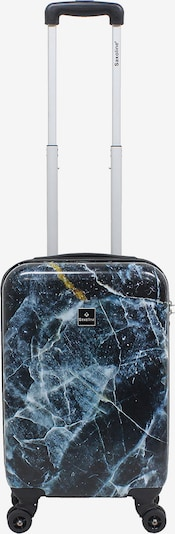 Saxoline Reisegepäck 'Marble' in blau, Produktansicht