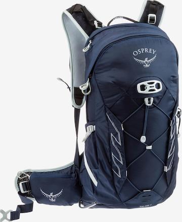 Osprey Rucksack 'Talon' in Blau