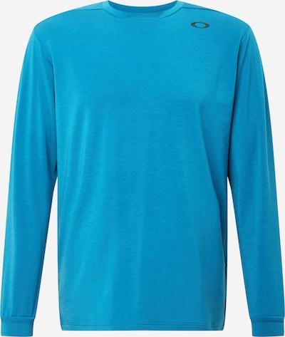 OAKLEY T-Shirt fonctionnel 'LIBERATION SPARKLE' en bleu ciel / gris foncé, Vue avec produit