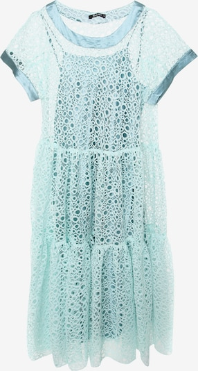 Madam-T Kleid 'Romena' in jade, Produktansicht