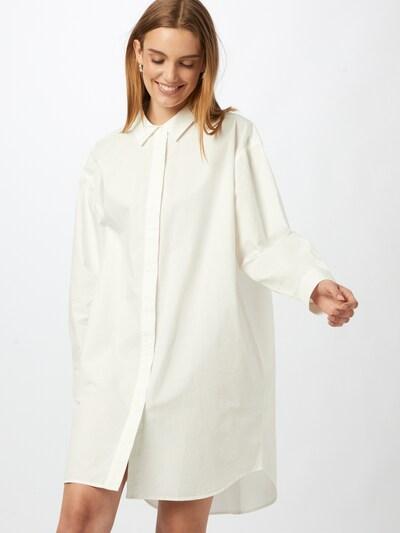 DENHAM Košeľové šaty 'OLIVIA' - biela, Model/-ka