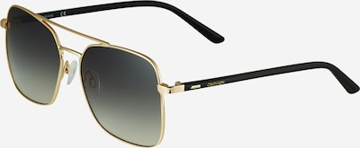 Calvin Klein Sonnenbrille '21305S' in gold / schwarz, Produktansicht
