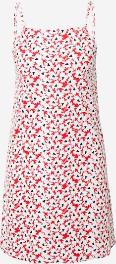 Tommy Jeans Kleid in navy / rot / weiß, Produktansicht