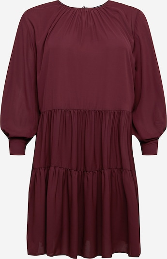 Suknelė iš Selected Femme Curve , spalva - vyno raudona spalva, Prekių apžvalga