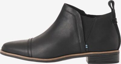 TOMS Ankle Boots 'Reese' in schwarz, Produktansicht