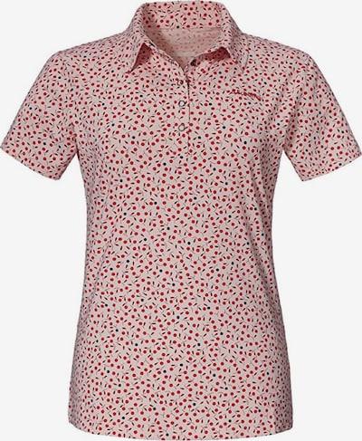 Schöffel Funktionsshirt 'Linwood' in pink / rot, Produktansicht