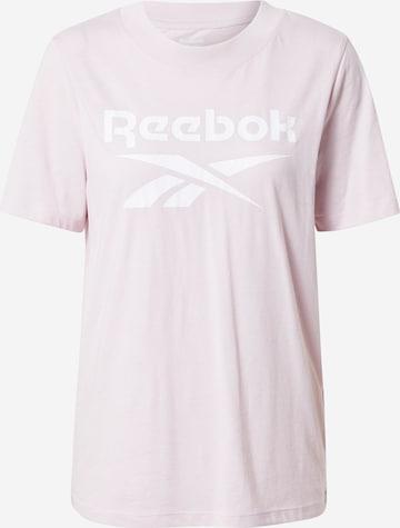 Reebok Classics T-Shirt in Pink