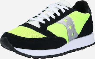 saucony Sneakers 'JAZZ ORIGINAL VINTAGE' in Yellow