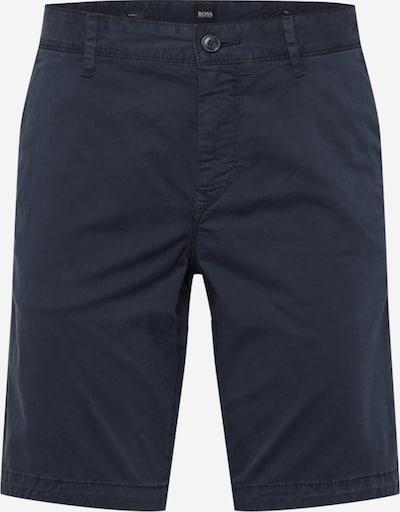 BOSS Casual Chino kalhoty - námořnická modř, Produkt
