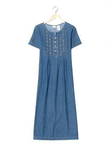 White Stag Dress in XL-XXL in Blue