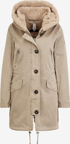 BLONDE No. 8 Winter Parka 'CREEK 310' in Brown