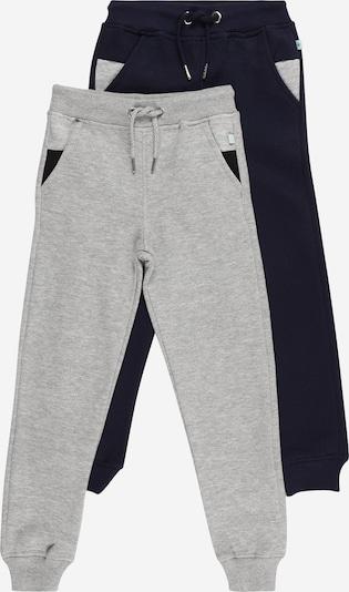 Pantaloni BLUE SEVEN pe albastru noapte / gri amestecat, Vizualizare produs