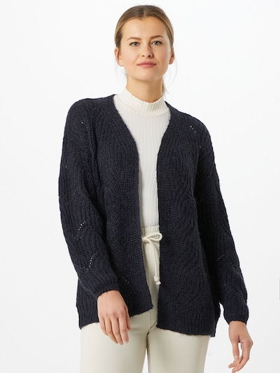 ONLY Strickjacke 'ONLHavana' in blau, Modelansicht