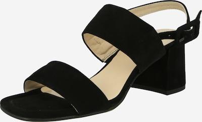 Högl Zapatos destalonado en negro, Vista del producto