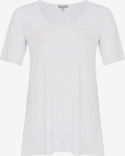 Yoek Shirt in White, Item view