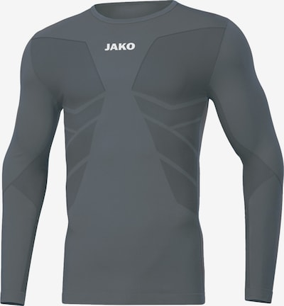JAKO Sportunterwäsche in graphit / dunkelgrau / weiß, Produktansicht