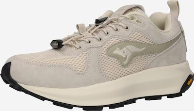 Sneaker low 'Finalist' KangaROOS pe bej deschis / gri, Vizualizare produs